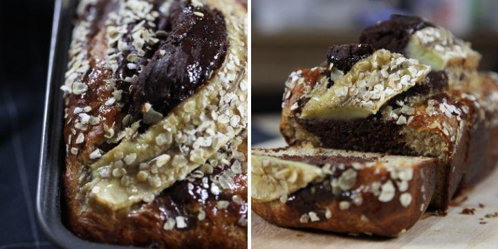 Ricetta Banana Bread Light.Banana Bread Recipe Recipe For A Homemade Light Banana Bread
