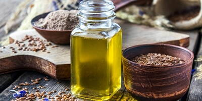 Linseed Oil | Benefits, Properties and Recipes with Flaxseed Oil