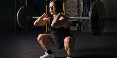 The importance of the front squats