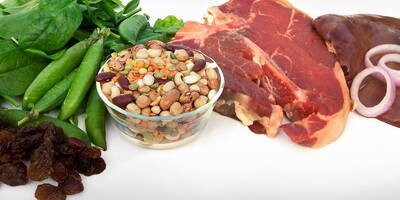 Iron supplementation and its main functions