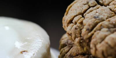 Recipe for wholewheat coffee biscuits