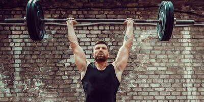 Push Press | Perfect execution and muscles involved