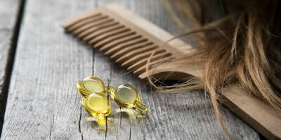 Supplements and Foods for Healthy and Strong Hair