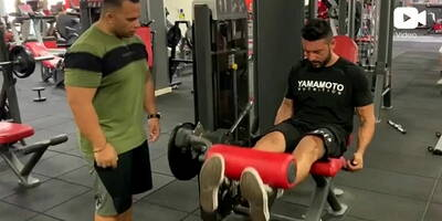 Video Workout Quadricipiti | Fai Esplodere i Quadricipiti con Giuseppe Romano!