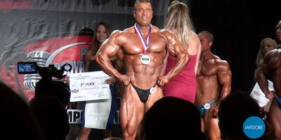Tampa PRO 2014 Contest and Backstage