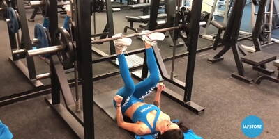 Glutes exercises at Multipower