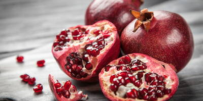 Pomegranate | the fruit that brings us autumn. Do you know him well?
