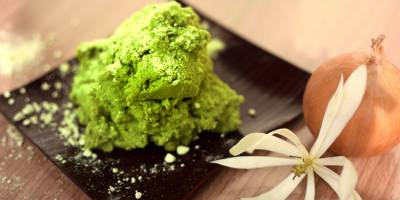 Wasabi: sushi sauce rich in vitamin C and many beneficial properties
