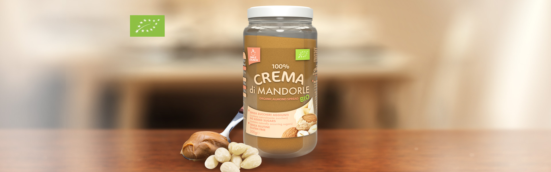 Why organic almond cream is the snack of the future